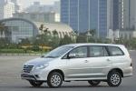 10 mẫu ô tô bán chạy nhất tháng 12/2014 ở Việt Nam