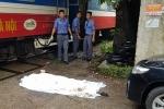 Qua đường bất cẩn, người phụ nữ bị tàu hỏa tông chết
