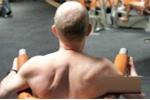 Cận cảnh phòng tập gym khỏa thân của nữ huấn luyện viên Anh