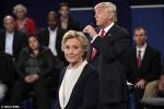 Công kích đối thủ dồn dập trong tranh luận,Trump bị dư luận chỉ trích