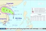 Áp thấp nhiệt đới có thể mạnh lên thành bão cấp 10, Bắc Bộ mưa rất lớn