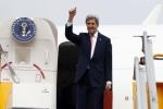 Cựu Ngoại trưởng Mỹ John Kerry tìm được công việc mới