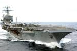 Tàu sân bay USS Carl Vinson bắt đầu tập trận với tàu khu trục Nhật Bản