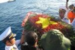 Vì sao những người lính hy sinh nằm dưới biển sâu Gạc Ma chưa về được đất mẹ?