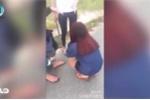 Clip: Nữ sinh Đà Nẵng dùng ống tuýp đánh bạn dã man