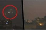 Xôn xao clip xuất hiện 2 cặp UFO song sinh ở Nam Mỹ