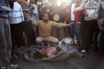 Hình ảnh người đàn ông tị nạn treo cổ ở  Athens  khiến cả thế giới bàng hoàng