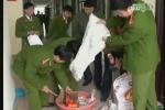 Xem công an chống pháo lậu ở Nghệ An
