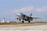 Mỹ: Nga có thể đang thiết lập căn cứ không quân gần biên giới Thổ
