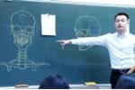 Dân mạng 'phát cuồng' với thầy giáo đẹp trai, vẽ đẹp