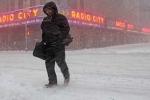 Video, ảnh: Bão tuyết ở Mỹ, 85 triệu người được khuyến cáo ở trong nhà