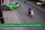 Người hùng taxi kể về giây phút chặn cướp kịch tính