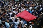 Ẩu đả dữ dội, Trưởng Đặc khu Hong Kong ra lời kêu gọi khẩn cấp