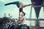 Quốc Cơ, Quốc Nghiệp: Vẻ đẹp hiện đại của xiếc Việt Nam
