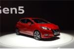 Chi tiết Nissan Micra hoàn toàn mới lạ