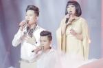 Giọng hát Việt 2017: Ngỡ ngàng với tiết mục 'Cát bụi' của học trò Đông Nhi