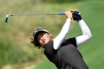 Thảo My đồng dẫn đầu sau vòng 3 giải The Optimist International Junior Golf Championship