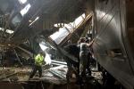 Video, ảnh: Hiện trường vụ tai nạn tàu hỏa thảm khốc làm hơn 100 người thương vong ở Mỹ