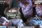 Phát hiện 3 tấn tiền trong nhà quan tham rúng động Trung Quốc