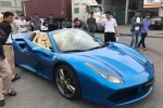 Ferrari 488 Spider đầu tiên bất ngờ về Việt Nam