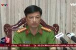 Khiển trách chiến sĩ công an 'giơ tay gạt trúng má' phóng viên trên cầu Nhật Tân