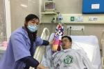 Bệnh nhân thoát cửa tử ngoạn mục do mắc bệnh lạ sau khi đi đám ma