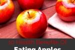 Ăn táo: Ngừa ung thư gan, tuyến tụy, vú