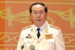 Đại tướng Trần Đại Quang trở thành tân Chủ tịch nước