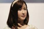 Cận cảnh người máy  Geisha xinh đẹp của thế kỷ 21