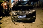Tin mới nhất vụ Viện trưởng Viện kiểm sát gây tai nạn rồi bỏ chạy