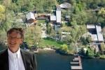 Bí ẩn bên trong biệt thự siêu hiện đại của tỷ phú Bill Gates