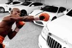Soi giá dàn siêu xe trắng của 'độc cô cầu bại' Floyd Mayweather