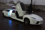 Siêu limousine Lamborghini dài 6m độc nhất vô nhị