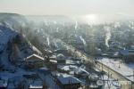 Toàn cảnh mùa đông ở thiên đường cực Đông nước Nga