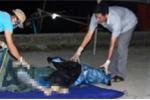 Phát hiện thi thể người đàn ông trôi dạt trên biển