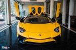 3 siêu xe Lamborghini mạnh mẽ nhất ở Việt Nam