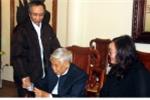 Cựu tử tù Hàn Đức Long đến nhà cảm ơn nguyên Tổng Bí thư Lê Khả Phiêu
