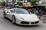 Dàn siêu xe của Cường Đô La thay phiên 'dạo phố' Sài Gòn