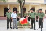 "Hinh anh Dang xu ly them nhanh ...Nghe sy Quang Teo ""doi mua"" dien kich tai 'Hat cung chien sy canh sat' 14"