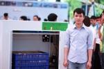 Tự chế máy làm giá đỗ tự động, sinh viên ĐH Bách khoa được quân đội đặt mua