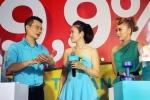 Màn thách thức thú vị của kiện tướng dancesport  Khánh Thi với ca sĩ Hoàng Bách