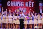 Hinh anh Sinh vien truong nhan van xep hinh dep mat gianh quan quan 'VNU'S Got Talent' 14