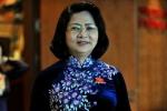 Bà Đặng Thị Ngọc Thịnh chính thức trở thành Phó Chủ tịch nước