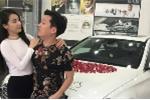 Trường Giang mua xe hơi 1,6 tỷ đồng tặng Nhã Phương