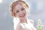 Nữ DJ Sài thành hóa cô dâu xinh đẹp trong bộ ảnh mới