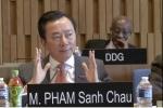 Đại sứ Phạm Sanh Châu nói về 'nước uống Việt Nam' trên bàn UNESCO