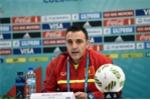 HLV Bruno Garcia: 'Futsal Việt Nam sẽ thi đấu hơn 100% sức lực'