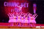 Hinh anh Sinh vien truong nhan van xep hinh dep mat gianh quan quan 'VNU'S Got Talent' 13