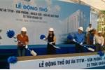 OceanGroup động thổ dự án 25 Trần Khánh Dư