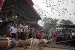 Lễ hội Indra Jatra độc đáo ở Nepal